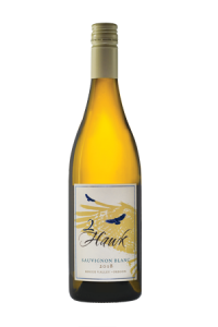 2Hawk Vineyard and Winery 2018 Sauvignon Blanc Wine Bottle