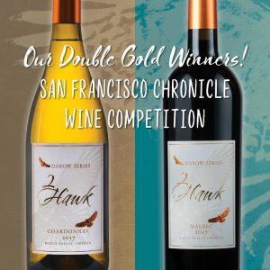 San Francisco Chronicle 2Hawk Double Gold Winners