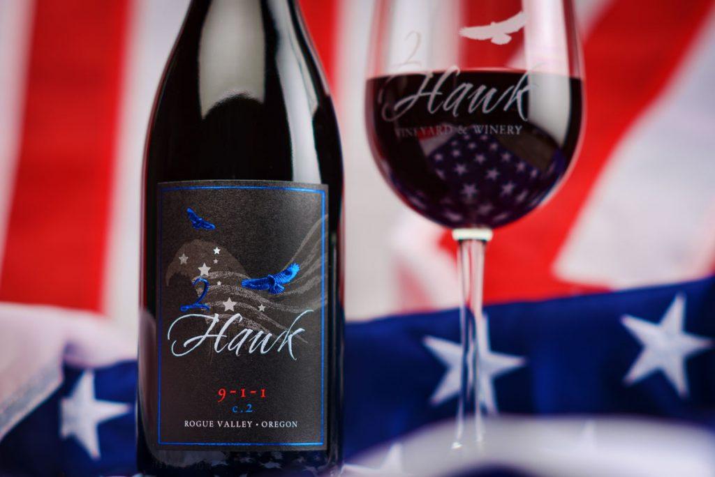 2Hawk 9-1-1 c.2 Wine