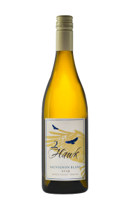 2Hawk Vineyard and Winery 2019 Sauvignon Blanc Wine Bottle
